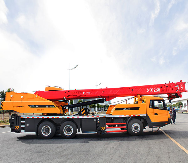 SANY STC250 25 Ton Truck Crane for Sale