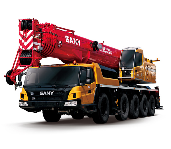 SAC1300S 130 tons All-terrain Crane