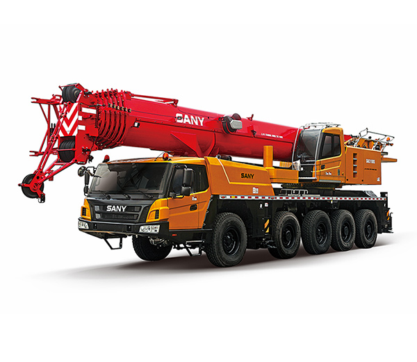 SAC1100S 110 tons All-terrain Crane
