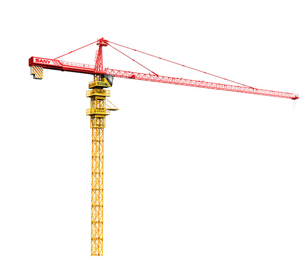 SYT80(T5710-6) 80t.m Tower Crane