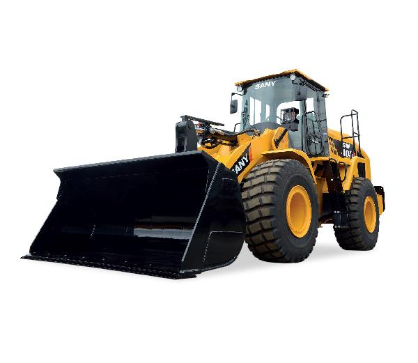 Wheel Loader | Wheel Loaders for Sale | Skid Steer Loaders - SANY