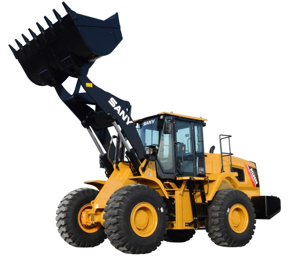 SYL956H5 5 ton Wheel Loader