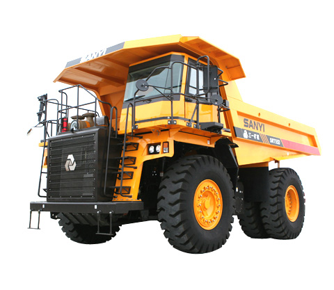 SRT55D off-highway truck 55 tons off-highway mining truck