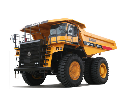 SRT95C off-highway truck 95 tons off-highway mining truck