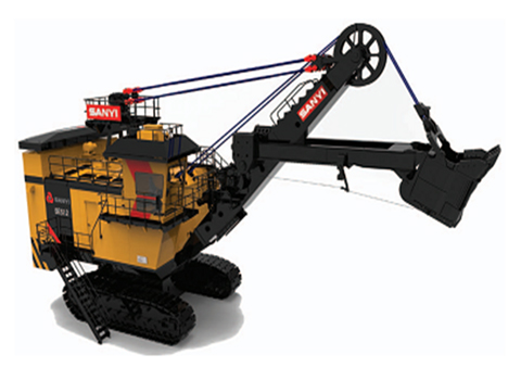 Electric Shovel Electric Shovel