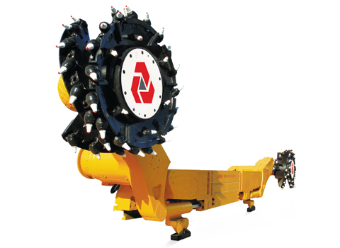Medium-thickness coal seam series coal mining machine Medium-thickness coal seam series coal mining machine