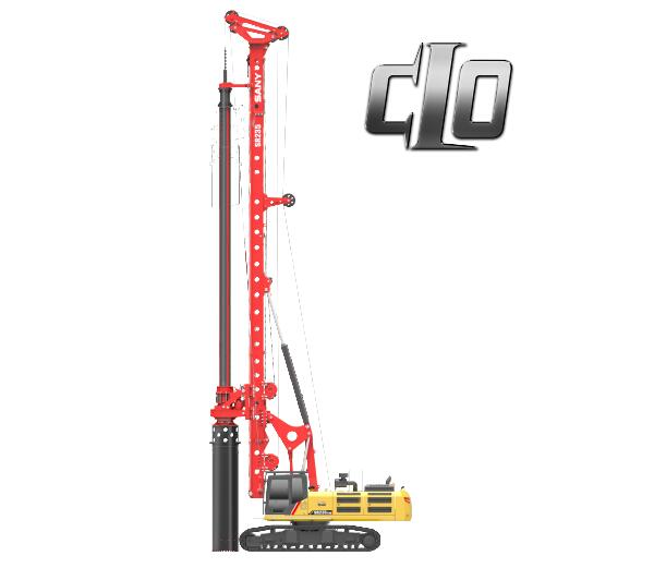 SR235 C10 Series Rotary Drilling Rig
