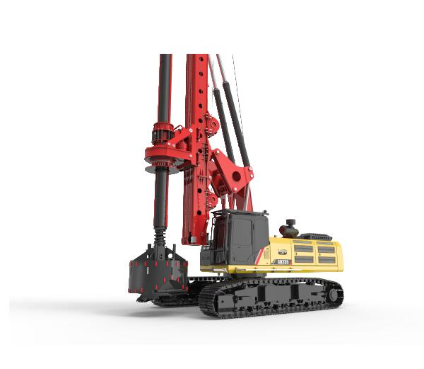 SANY SR235C10 Rotary Drilling Rig for Sale | Piling Machine