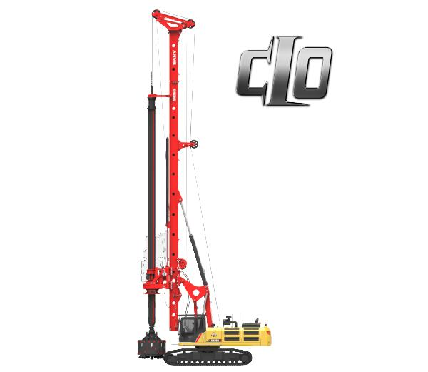 SR265 C10 Series Rotary Drilling Rig