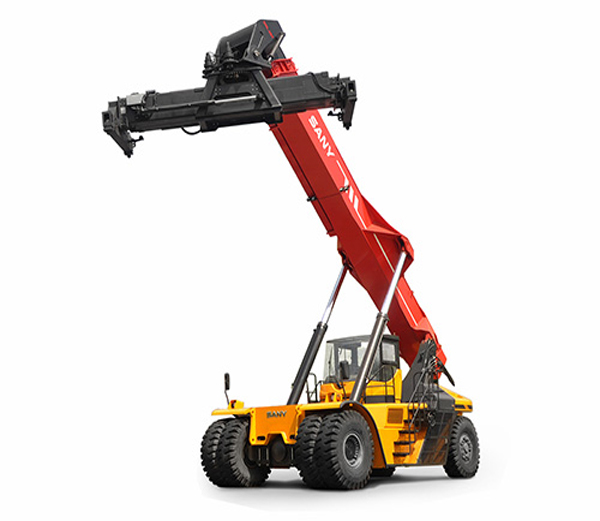 SRSC4535G-P 45 ton Reach Stacker